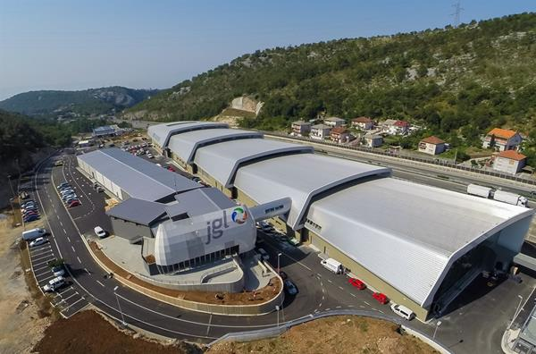 New production facility of pharmaceutical company JGL Inc. in Svilno