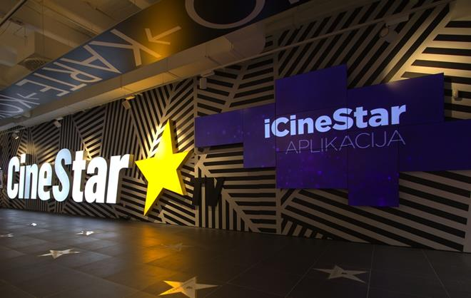Cinestar Mall of Split