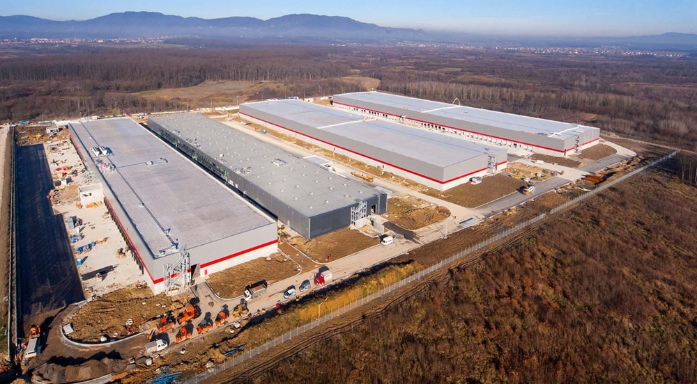 Grand opening of the main logistics center, Kaufland Croatia