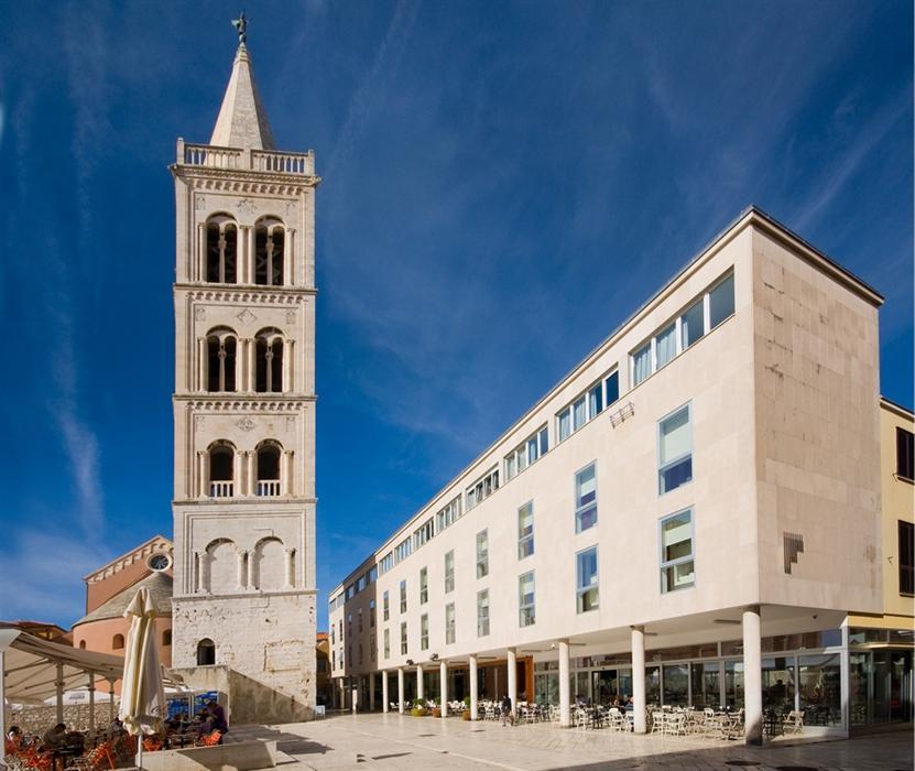 Zavrsen Objekt Ugostiteljski Objekt Za Smjestaj Tipa Hostel Forum Zadar Tromont