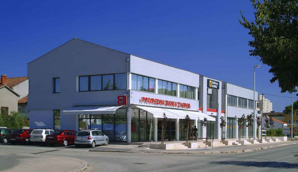 Privredna Banka Zagreb Poslovnica Zadar Tromont